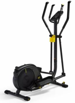 Bicicleta eliptica EL500 Domyos este ieftina si are multe functii utile!