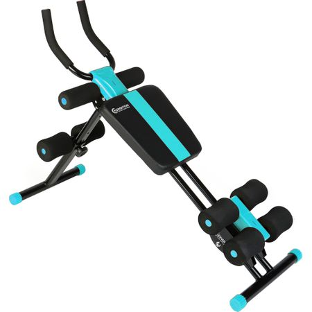 Poti gasi aparatul fitness pentru abdomene AB Dual trainer Kondition la Emag in stoc