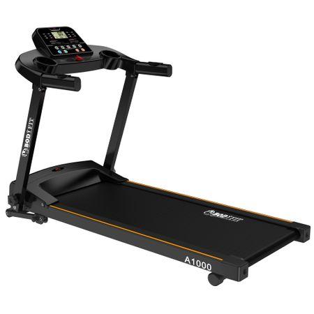Banda de alergat electrica BodyFit A1001 are un raport calitate/pret excelent