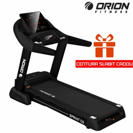 Banda de alergat electrica Orion Sprint C6 are reducere de pret!