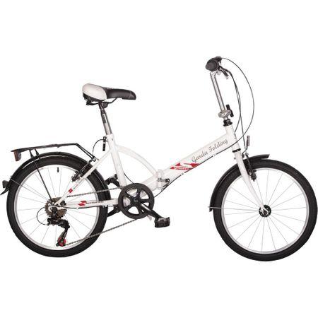 Scirocco Foldo Garda este o bicicleta pliabila ieftina si de calitate