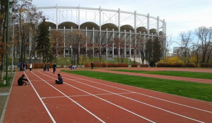 Unul dintre cele mai bune locuri de alergat din Bucuresti este Pista Lia Manoliu