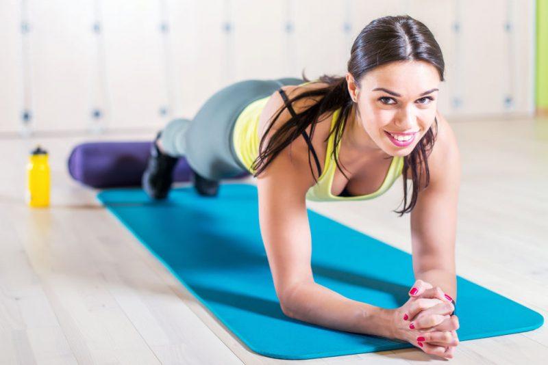 Exercitii pentru abdomen simple si eficiente