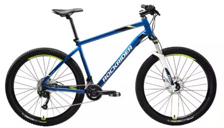 """Bicicleta Rockrider MTB ST 540 27,5"""" Albastru are un pret foarte bun si este perfecta pentru mers pe munte, fiind mountain-bike!"""