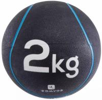 Minge medicinala lestata pilates 2kg/diametru 22 cm Domyos cu pret bun la Decathlon