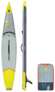 Printre cele mai bune placi este acest Stand up paddle gonflabil 12'6 ITIWIT care vin cu ghiozdan inclus!