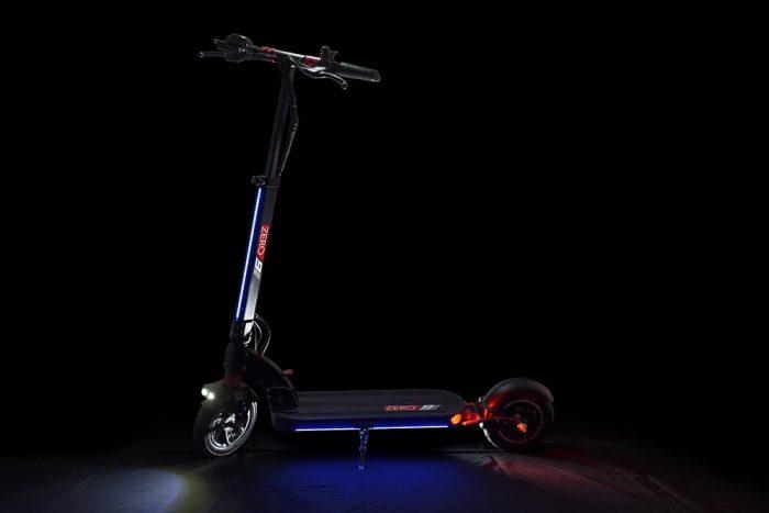 Am pareri bune despre trotineta electrica ZERO 9, fiind rapida si cu autonomie mare!