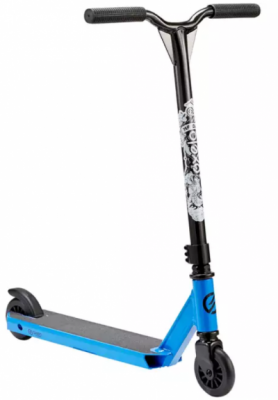 Trotineta Freestyle MF One Albastru OXELO este ieftina si cu materiale de buna calitate!