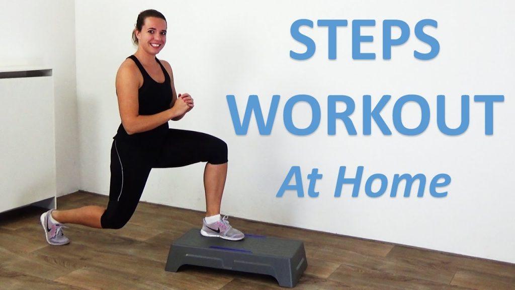 Cele mai bune exercitii pentru stepper iti vor transforma corpul exact cum ai visat!