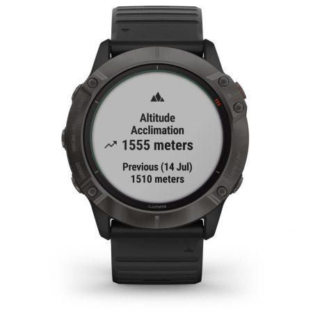 Cel mai nou Ceas Smartwatch pentru sport este Garmin Fenix 6X Pro si are un pret special!