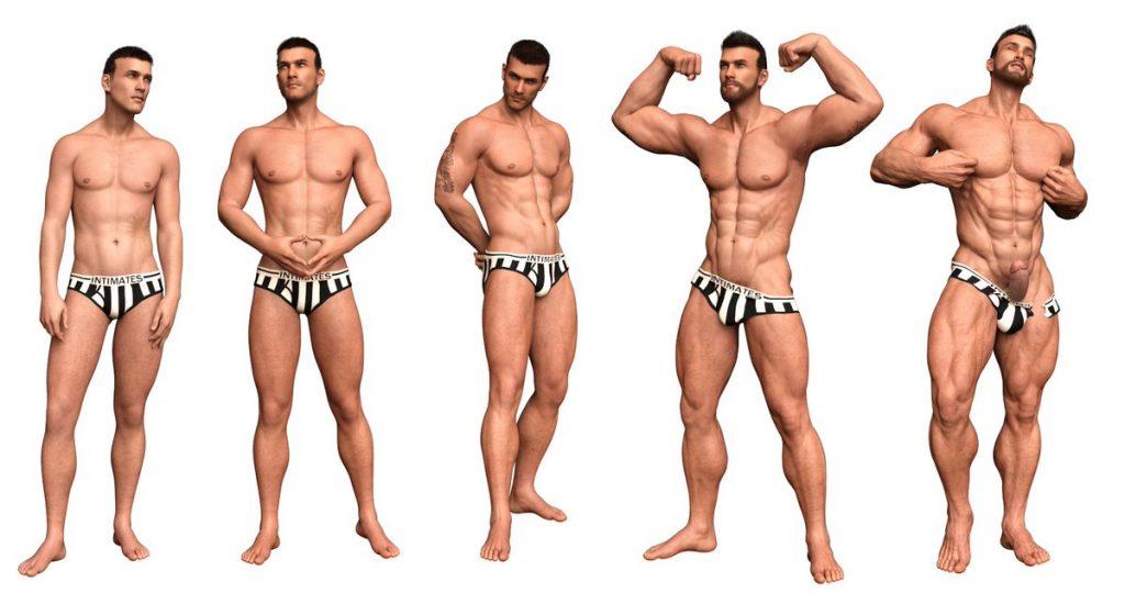 Creste masa musculara mancand alimentele corespunzatoare!