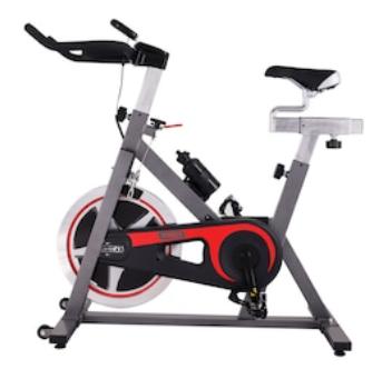 Bicicleta Spinning Ecofit 8284C este semiprofesionala si are un raport calitate/pret excelent.