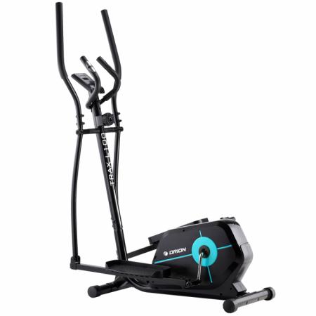 Bicicleta fitness Orion Trax L100 este eliptice si dispune de calculator cu functii utile, cum ar fi viteza, timpul sau caloriile arse!