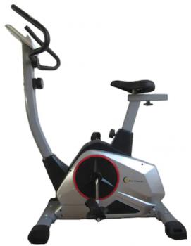 Bicicleta magnetica FitTronic 601B este foarte buna, avand volanta de 9kg!
