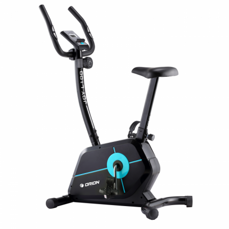Bicicleta magnetica JOY L100 este o alegere excelenta, datorita volantei de 5kg si a celor 8 trepte de rezistenta!