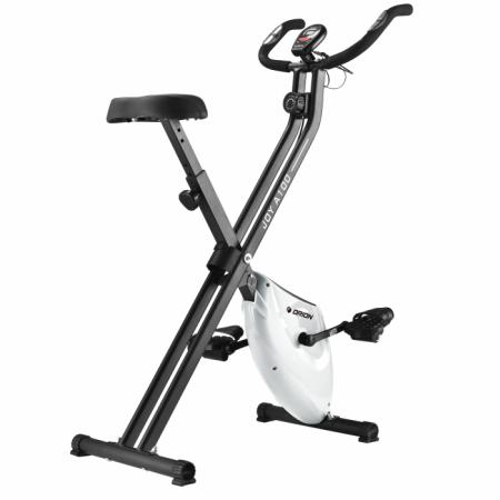 Joy A100 are marele avantaj ca este o bicicleta fitness pliabila, astfel ca poate fi depozitata cu usurinta oriunde iti doresti!