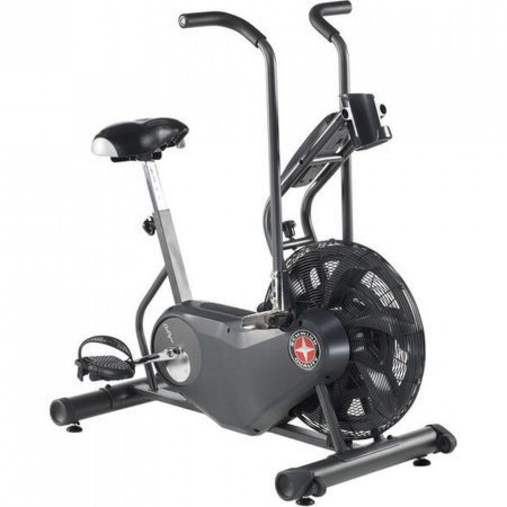 Bicicleta fitness Schwinn Airdyne AD6I dispune de o tehnologie noua de franare cu aer, care o face sa fie foarte buna!