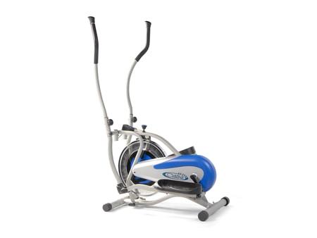 Din lista de produse de slabit nu trebuie sa lipseasca o bicicleta eliptica, cum ar fi acest aparat fitness Eliptic Top Shop Orbitrek Elite, dedicat celor mai importante 5 grupe de muschi.
