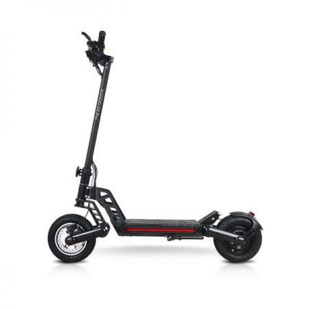 Cea mai buna trotineta electrica este Kugoo G2Pro, putand rezista la utilizatori cu greutatea cel mult egala de 130kg.