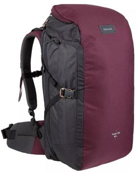 Travel 100 Forclaz este un rucsac pentru drumetie si de trekking ieftin de la Decathlon, fabricat din materiale de calitate si cu capacitate de 40 litri.