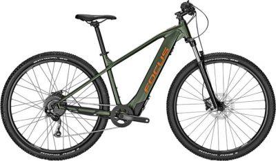 Bicicleta electrica Focus Whistler2 6.9 vine cu motor de 250W, schimbatoare de viteze Shimano si cadru usor din aluminiu!