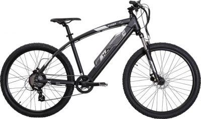 Bicicleta electrica pentru barbati X-Fact Bronx XC are motor de 250W si autonomie de 50km.