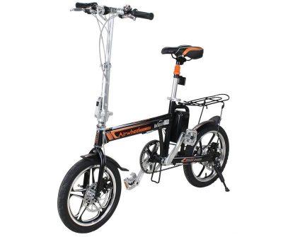 Bicicleta electrica pliabila Airwheel R6 Black are un raport calitate/pret pe care rar il gasesti.