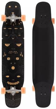 Cel mai bun longboard din Decathlon mi se pare Dance 500 Totem Mat Oxelo, fiind ieftin si construit ca sa reziste.