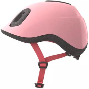 Casca pentru bicicleta 500 roz BTWIN de la Decathlon poate fi cea mai buna optiune pentru copii.