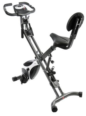 De pe site-ul Emag am descoperit pareri excelente despre bicicleta fitness pliabila Kondition X BC-2100, care vine cu 8 niveluri de rezistenta, pentru antrenamente eficiente!