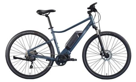 Bicicleta polivalenta electrica Riverside 540 E este o alegere foarte buna de la Decathlon, avand autonomie mare a bateriei din ce am citit in parerile clientilor, iar motorul Shimano cu 60Nm va face diferenta fata de alte modele ieftine pe orice suprafata.