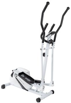 Bicicleta fitness eliptica Techfit E490 suporta o greutate a utilizatorului de pana la 110kg, masurand cu computerul ei viteza, distanta, timpul si caloriile arse!